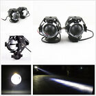 2 x CREE U5 125W ATV Motorcycle Waterproof Driving Fog Lamp Headlight Spot Light