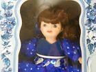 Marie Osmond Anniversary Greeting Card Fine Porcelain Doll Limited Edition