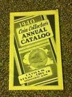 1940 Tatham Stamp & Coin Co. Coin Collectors Annual Catalog
