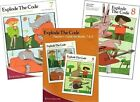 Educators Publishing Explode the Code 7 8  Answer Parent Key 3 bk set