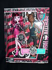 Monster High Music Festival Draculaura & Clawd Wolf 2 Pack Set / New