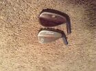 2 Titleist Vokey Wedge Heads 56,60