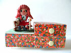 Vintage Japan Raggedy Ann Andy A Small World Music Box  5