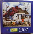 NEW~SEALED~Charles Wysocki~1997~Americana Nantucket Flyers~1000 Pc.Puzzle