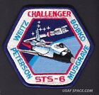 VINTAGE ORIGINAL LION BROS STS 6 Challenger NASA SPACE SHUTTLE Mission PATCH