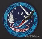 VINTAGE ORIGINAL LION BROS STS 41D Discovery NASA SPACE SHUTTLE Mission PATCH