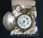 Rare antique 18th century French Verge fusee pocket watch J. Gudin, Paris 1770