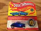 Very Rare!! 1968 REDLINE Mattel Hot Wheel  '36 FORD COUPE CLASSIC