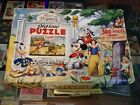 Vintage 1940 Walt Disney Jigsaw Puzzle The Tortoise And The Hare 300 Pieces