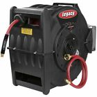 """Legacy Levelwind Retractable Air Hose Reel 3/8"""" x 100'"""