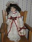 Porcelain Victorian Type Doll,