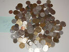 2 LBS/CCA 300 PCS/MIXED,CIRCULATED  VARIOUS WORLDWIDE COINS LOT COLLECTION N:L