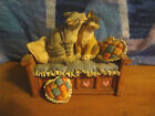 Pet Tales The Love Seat Music Box Cat Kitten Unchained Melody Righteous Brothers