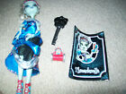2012 Monster High Frankie Stein Threaderella Scarily Ever After EUC