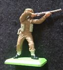 Britains Deetail WWII British Army Infantry Shooting Le Enfield~Toy Soldier 1/32