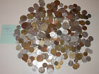 2 LBS/CCA 300 PCS/MIXED CIRCULATED VARIOUS WORLDWIDE COINS LOT COLLECTION N:5