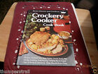 VINTAGE  Better Homes and Gardens Crockery Cooker Cook Book (1976, Hardcover)