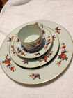 Haviland French Limoges setting Cup, saucer, plate and dish