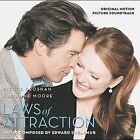 Laws of Attraction [Original Motion Picture Soundtrack] by Edward Shearmur (CD,