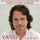 New: YANNI - Truth of Touch CD