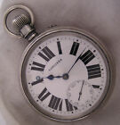 Collectible Railroad Longines '1911 Antique Swiss Pocket Watch Perfect Serviced
