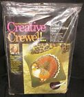 Columbia-Minerva Crewel Embroidery Kit Ruffed Grouse Pillow Erica Wilson 7238 NW
