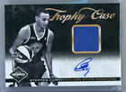 2011-12 Limited STEPHEN CURRY Autograph #40 49 Jersey Relic Trophy Case Auto