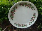 Vintage Strawberry Strawberries Shenandoah Ware Paden City Pottery Platter D-486