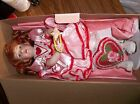 treasure Collection Porcelain Doll valintime  must see!