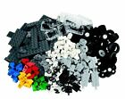 LEGO Wheels Set 286 Pieces Toys Truck Build Christmas Car Tires Vehicle Boys