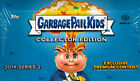 2014 Topps Garbage Pail Kids SERIES #2 COLLECTOR EDITION HOBBY Box SEALED!!