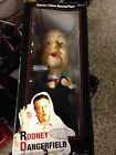 Rodney Dangerfield Collectors Edition Animated Doll w/ stand up routine