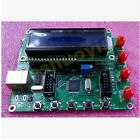 AD9850 51 DDS Signal Generator 0-40MHz  Frequency sweep function LCD PC control