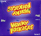 2010 Topps Wacky Packages Stickers Hobby Box Series 7
