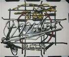 Miller Eagle Neon Beer Sign For Parts or Repair