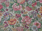 Country Florals by Joan Kessler for Concord BTY Calico Flowers on Cream