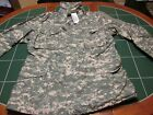 usgi military acu camo field jacket parka hunting med long cold weather coat nwt