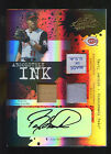 Barry Larkin #17 25 2005 Absolute INK AUTOGRAPH Bat MADE IN USA Jersey Patch