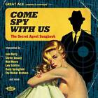 COME SPY WITH US - THE SECRET AGENT SONGBOOK - CDCH 1392