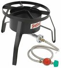 Bayou Classic SP10 High-Pressure Outdoor Gas Cooker Burner, New, Free Shipping