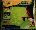 Kid activities New Crayola Glow Station can create with Light!
