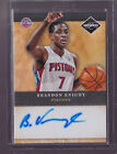 11-12 Limited Brandon Knight Golden Futures On Card Auto XRC Rc