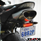 Brake Light Running and Turn Signals ALL IN ONE Integrated LED Taillight Strip