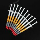 500Pcs Gray Color Thermal Compound Heatsink Compound For CPU GPU VGA Cooling