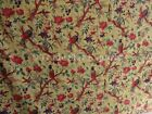 Bird Pattern Queen Size Kantha Bedspread, Made By Artisians of Rural India
