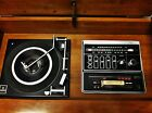 Vintage Zenith Allegro Floor Console Stereo Radio Record Player 8 Track Tape