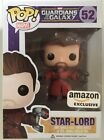 Funko Amazon Guardians Of The Galaxy Unmasked Star-Lord Marvel Vinyl 3.75