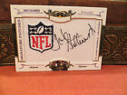 National Treasures Patches Autograph Steelers Auto John Stallworth 3 5 2008