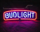 BUD LIGHT Budweiser Beer Bar Neon Light Sign 7mm