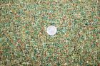 Boucle Wool Cotton Rayon Polyester Greens Blues Reds Speckled Jacket Fabric BTY